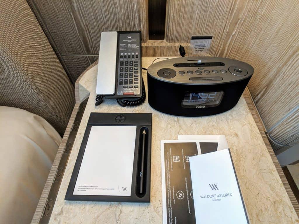 Waldorf Astoria Bangkok Hotel Review 016