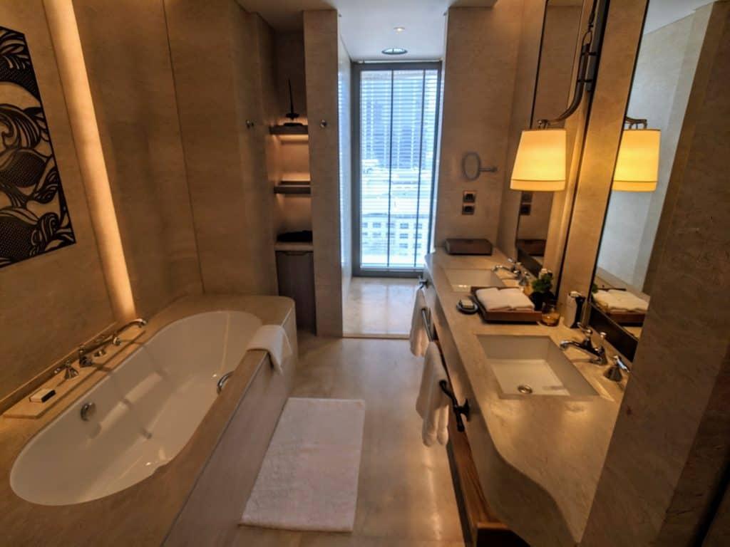Waldorf Astoria Bangkok Hotel Review 017