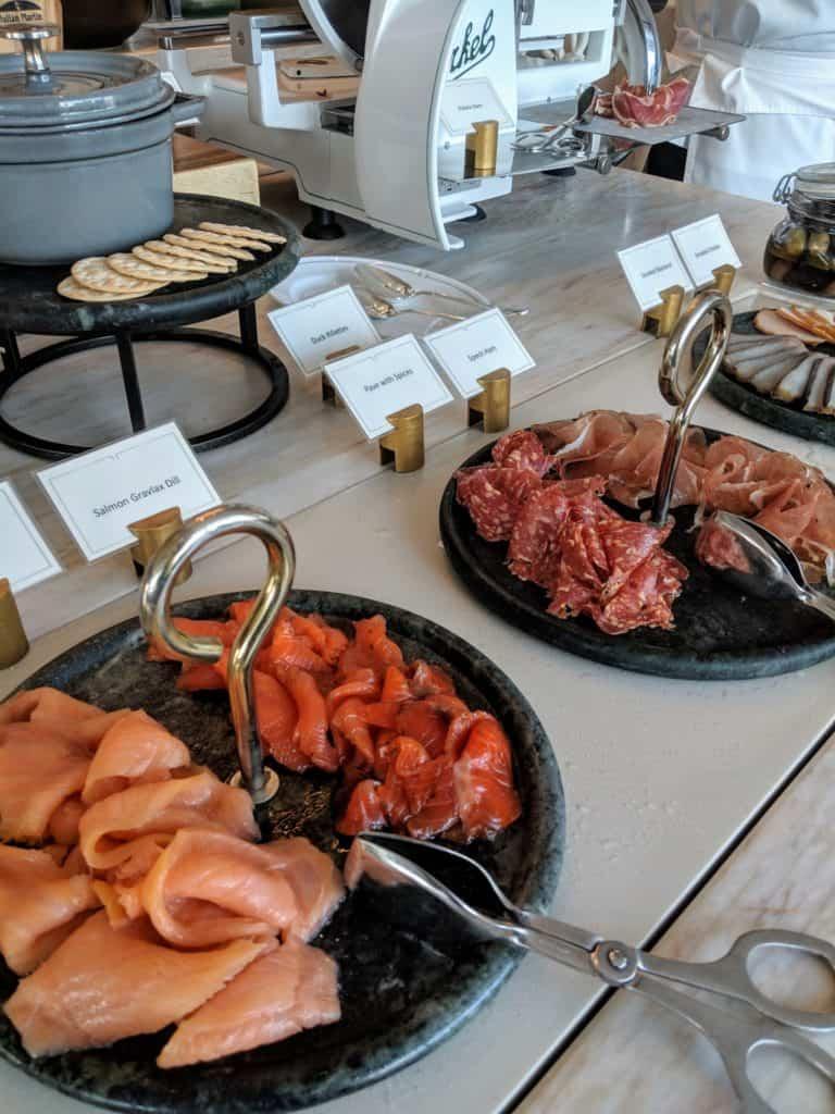Waldorf Astoria Bangkok Hotel Review 027