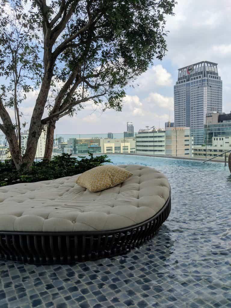 Waldorf Astoria Bangkok Hotel Review 028