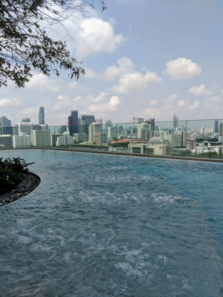 Waldorf Astoria Bangkok Hotel Review 029