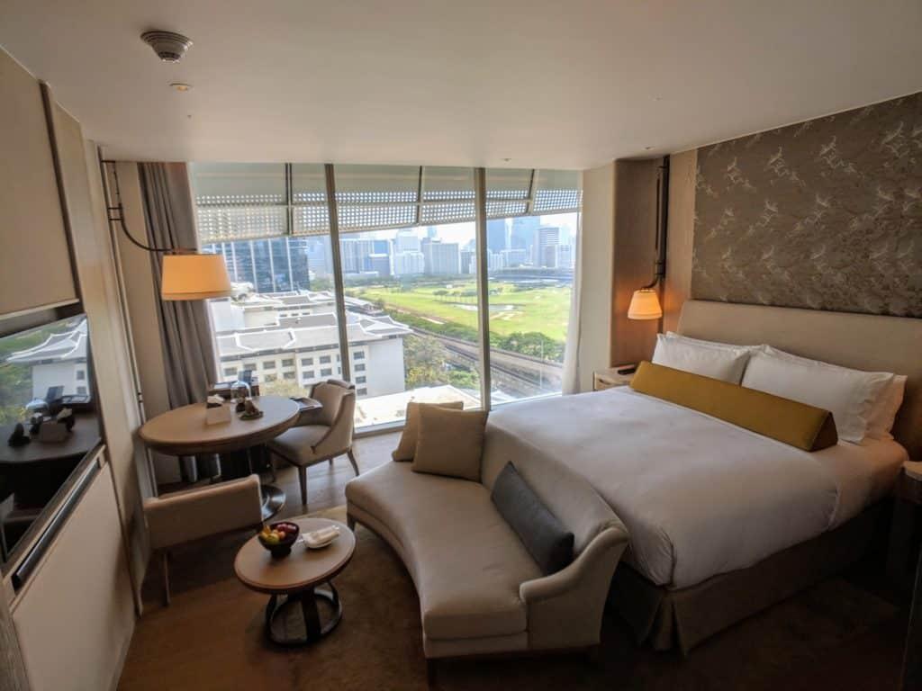Waldorf Astoria Bangkok Hotel Review 031