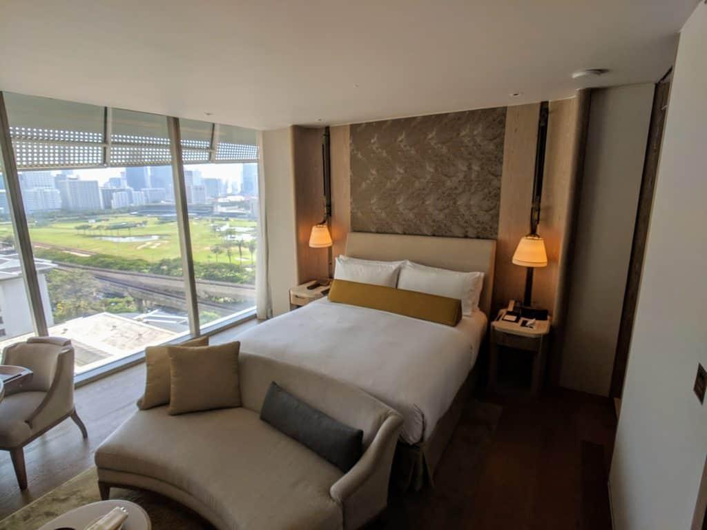 Waldorf Astoria Bangkok Hotel Review 032