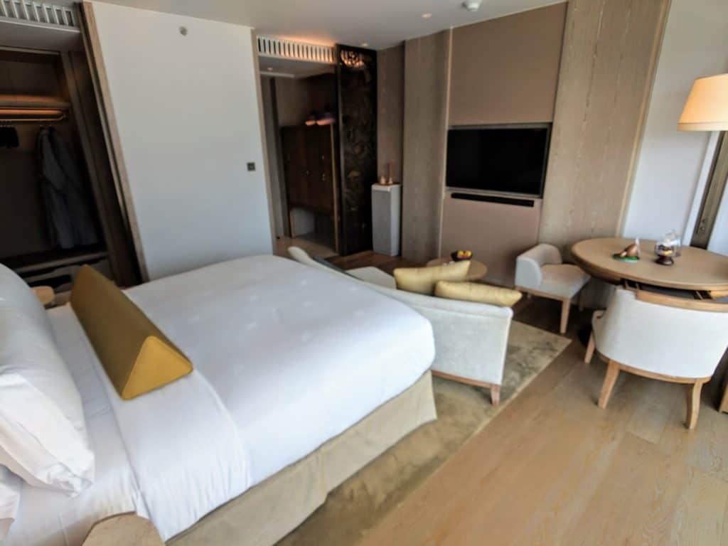 Waldorf Astoria Bangkok Hotel Review 033