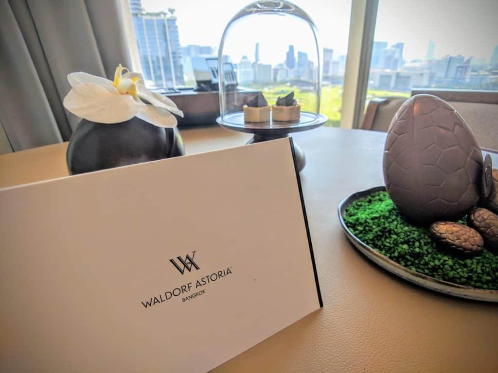 Waldorf Astoria Bangkok Hotel Review 035