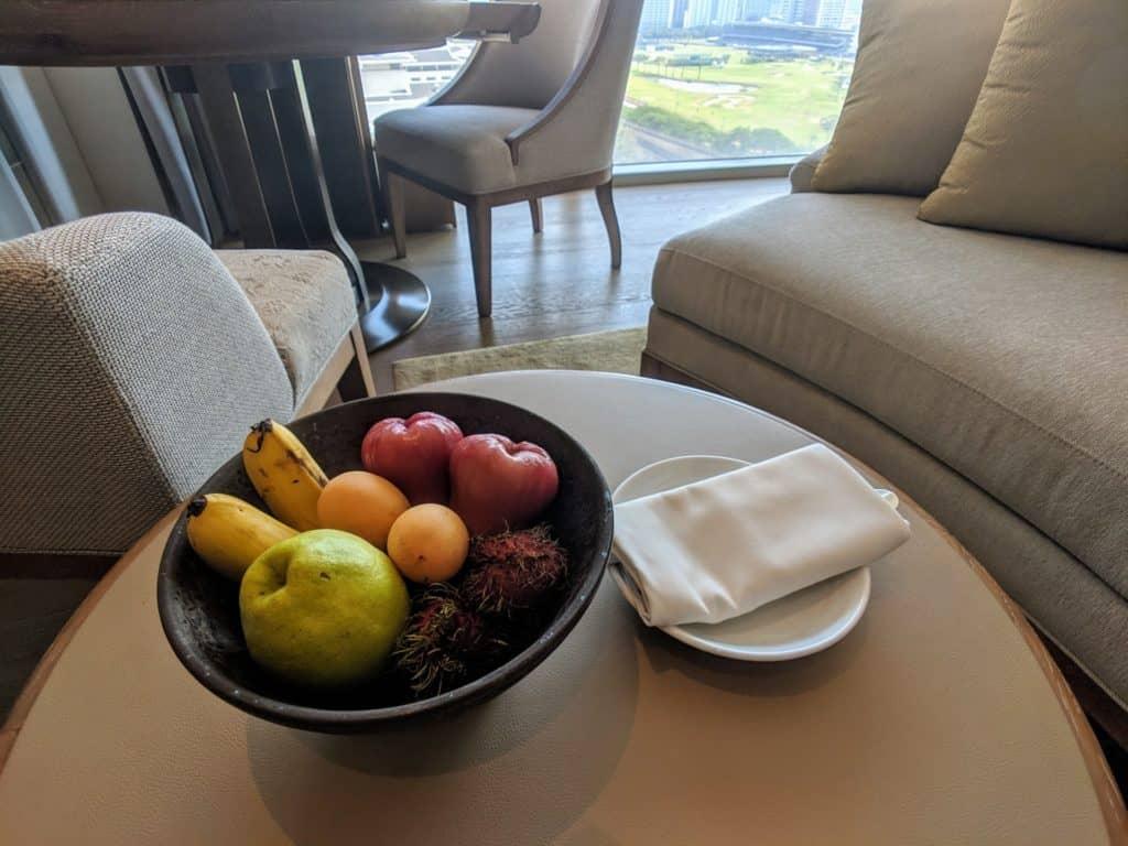 Waldorf Astoria Bangkok Hotel Review 036