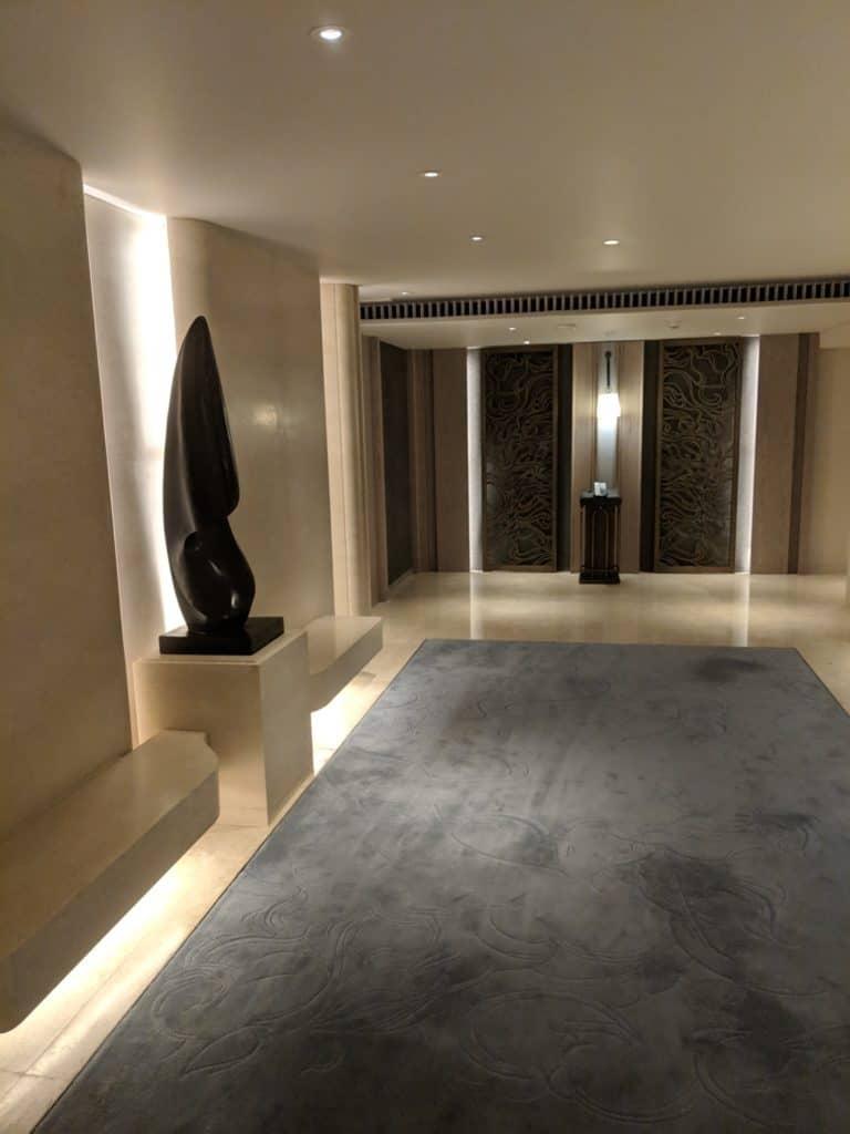 Waldorf Astoria Bangkok Hotel Review 044
