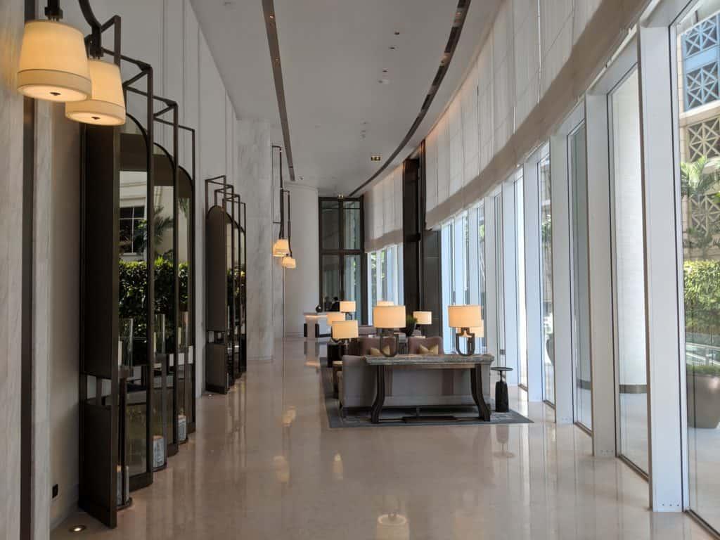 Waldorf Astoria Bangkok Hotel Review 045