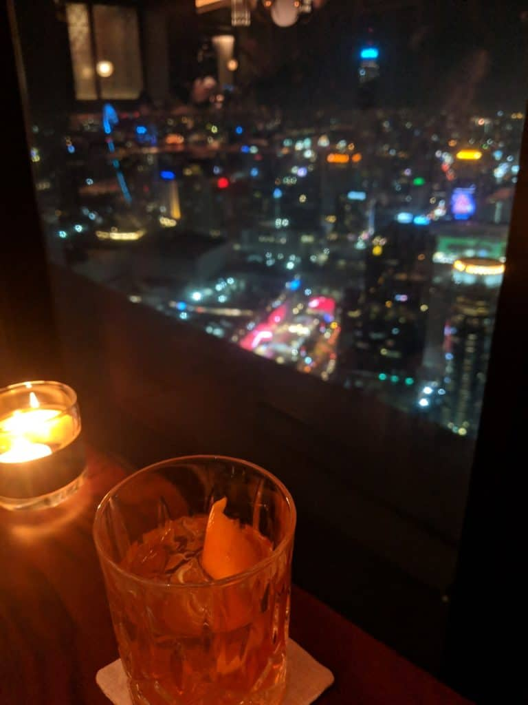 Waldorf Astoria Bangkok Hotel Review 047