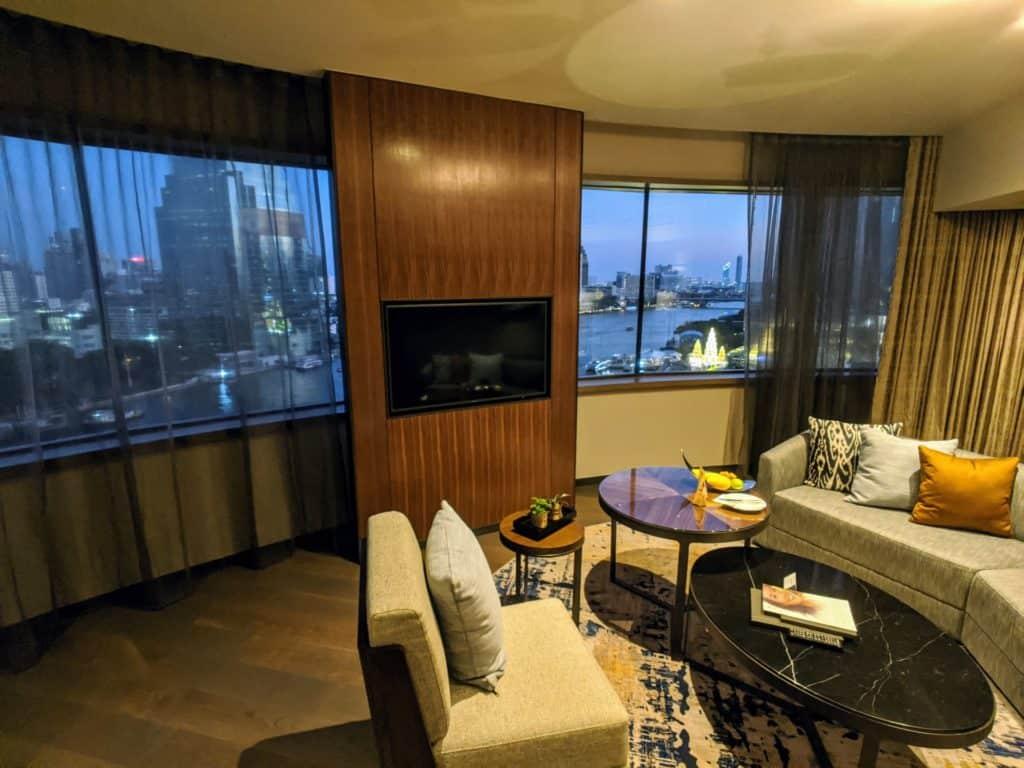 2020 Millennium Hilton Bangkok Panoramic Executive Suite 0004
