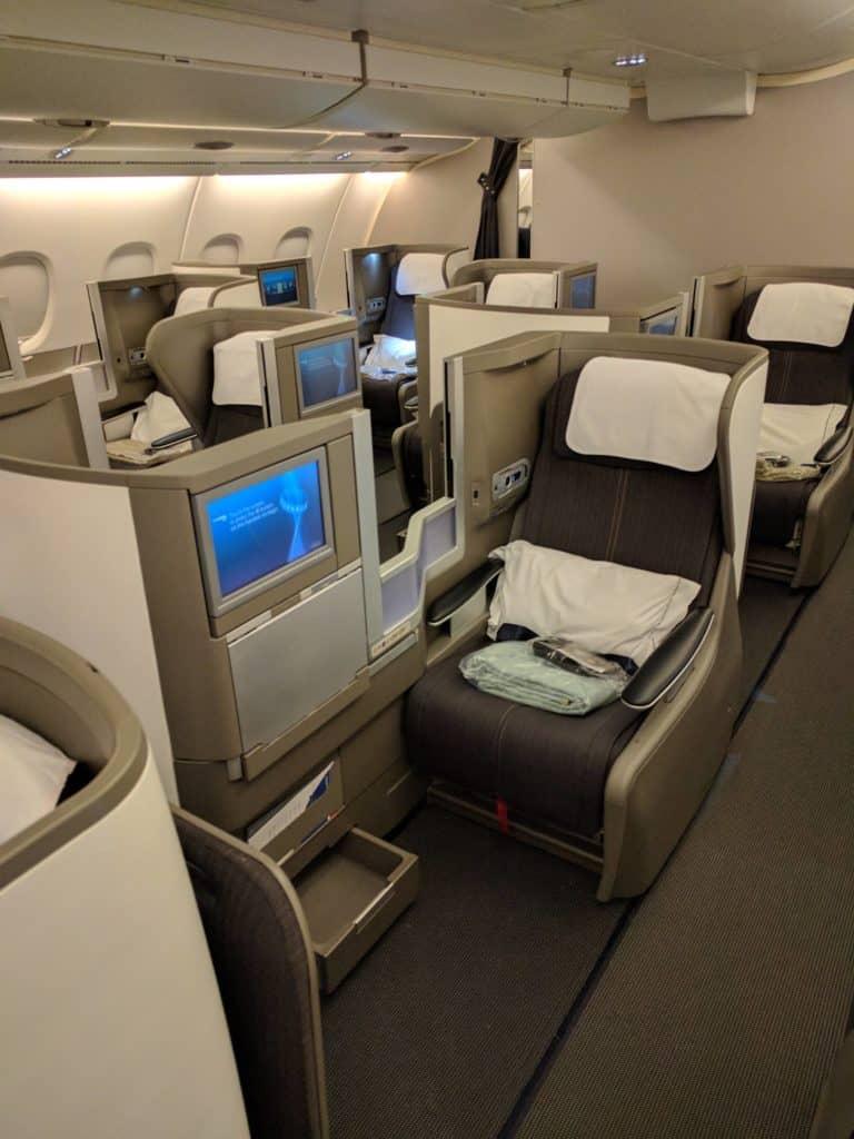 Ba A380 Cabin2
