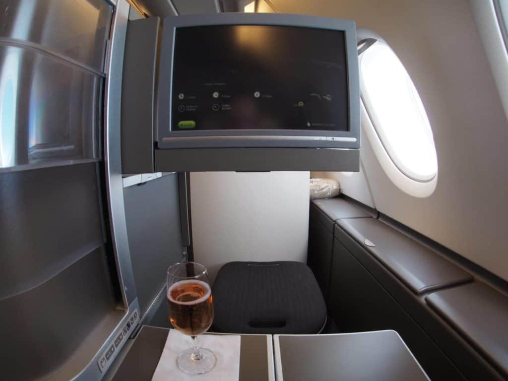 Ba A380 Ife Screen