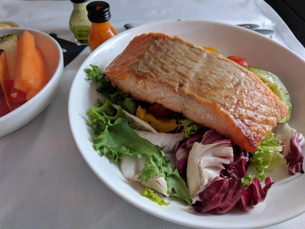 Ba A380 Light Lunch1