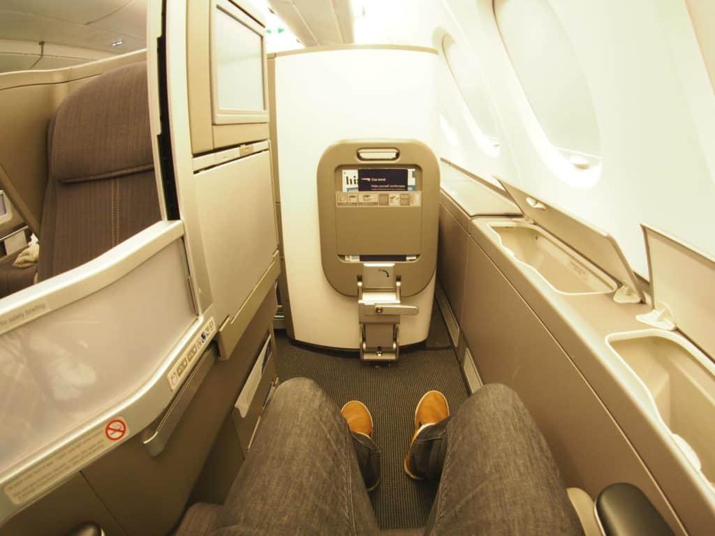 Ba A380 Narrow Seat
