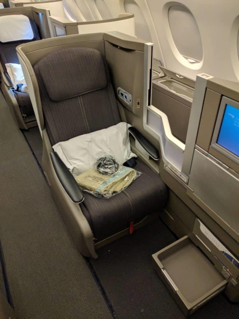 Ba A380 Seat