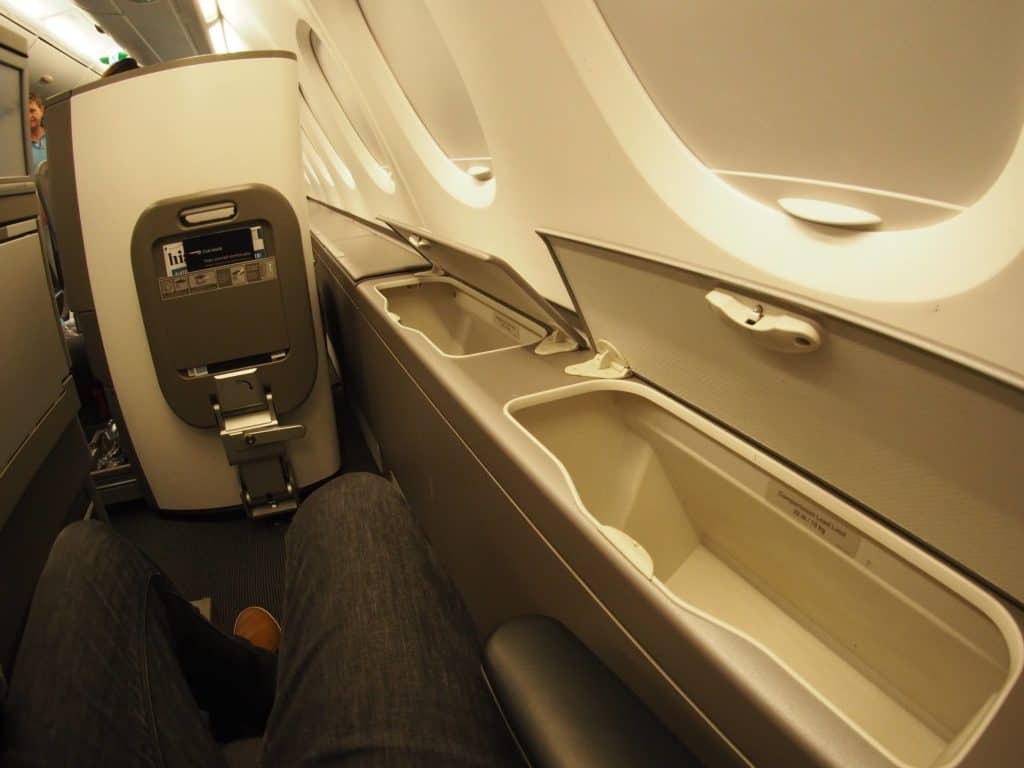 Ba A380 Storage