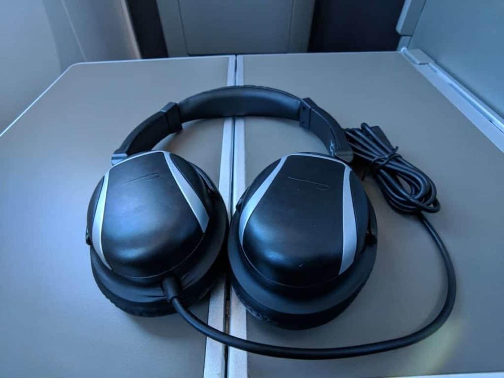 British Airways 787 Lax Lhr006 Headphones