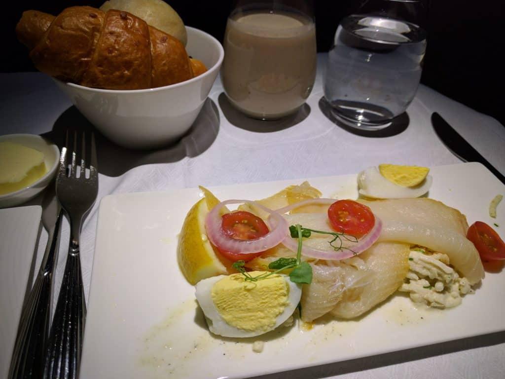 Qatar Airways Dinner1