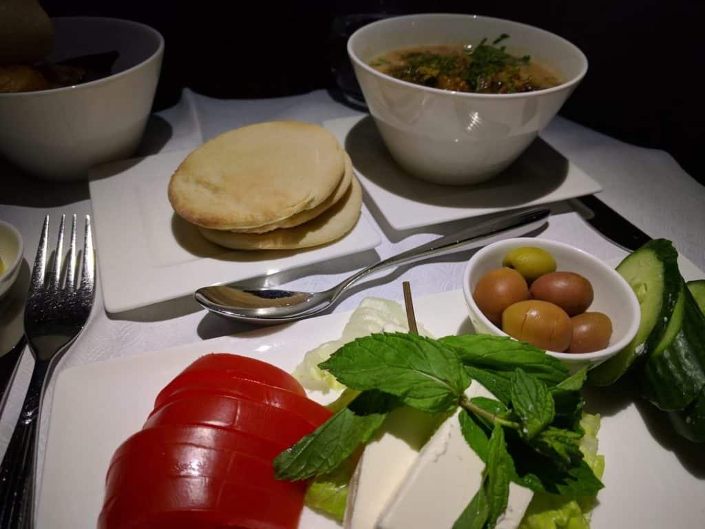 Qatar Airways Dinner2