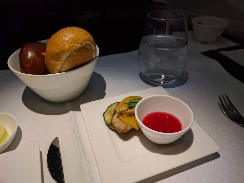 Qatar Airways Return Dinner1