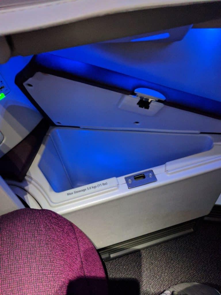 Qatar Airways Storage