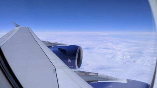 Review British Airways A380 800 Business Class From London To Los Angeles